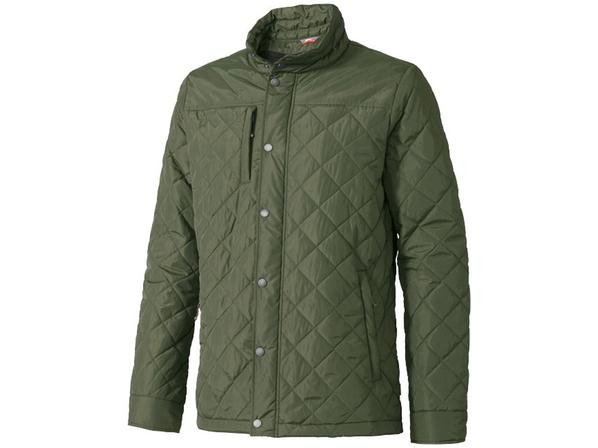 Куртка мужская Slazenger Stance, зеленая - фото № 1