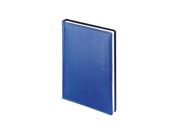Ежедневник датированный Альт Velvet А5, синий - фото № 1