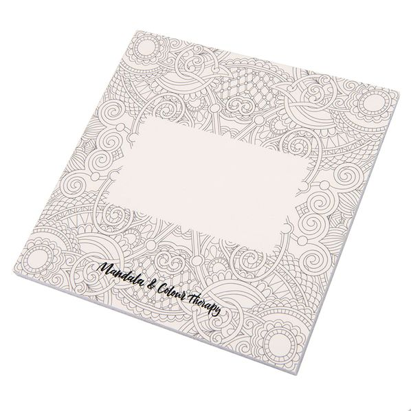 Альбом с раскрасками RUDEX, 48 листов, белый - фото № 1
