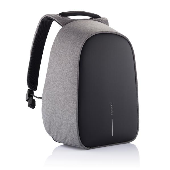 Антикражный рюкзак Bobby Hero , серый - фото № 1