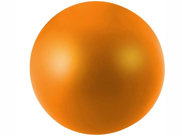 Антистресс, оранжевый - фото № 1