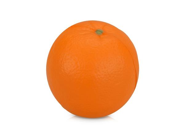 Антистресс Апельсин, оранжевый - фото № 1