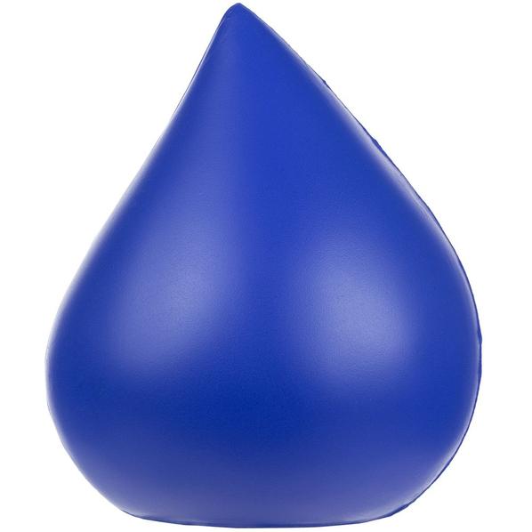 Антистресс Капля, классический синий - фото № 1