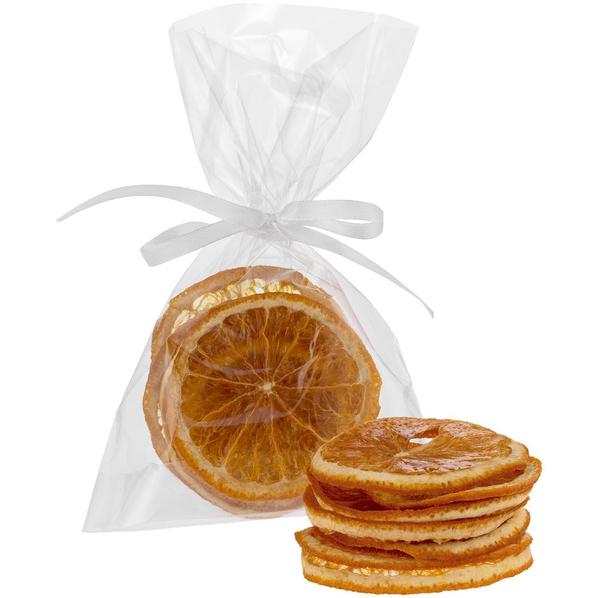 Чипсы апельсиновые Orangeade, оранжевые - фото № 1