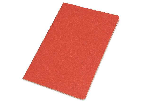 Блокнот А5 Snow, красный - фото № 1