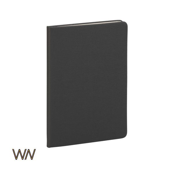 Блокнот А5 Wownote Ровиго, черный - фото № 1