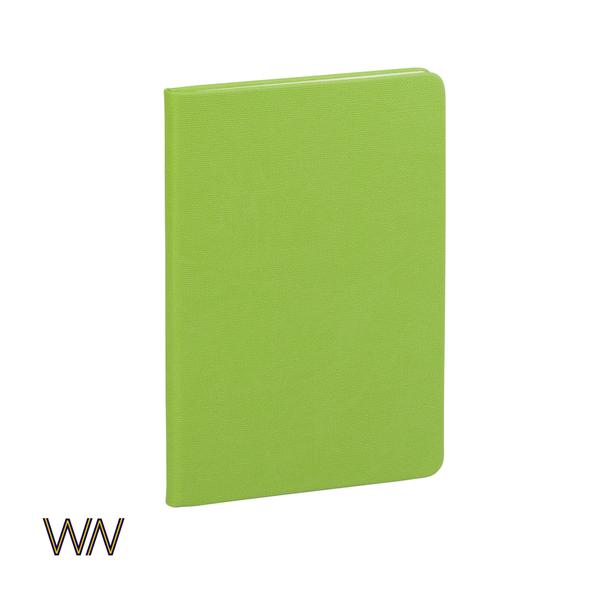 Блокнот А5 Wownote Ровиго, зеленый - фото № 1
