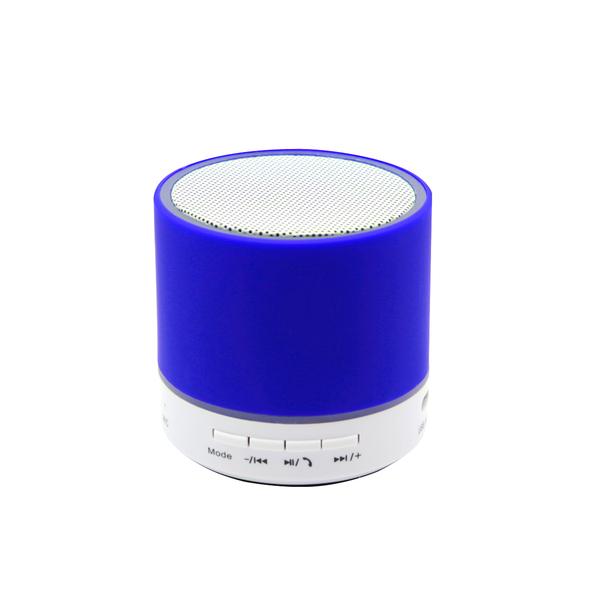 Bluetooth-колонка Attilan, синяя - фото № 1