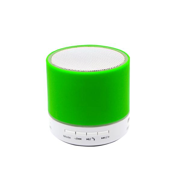 Bluetooth-колонка Attilan, зеленая - фото № 1