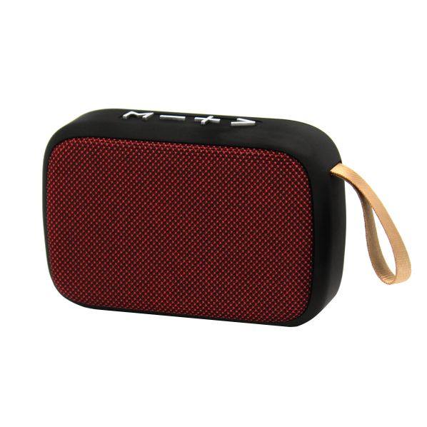 Bluetooth-колонка беспроводная Charge G2, красная - фото № 1