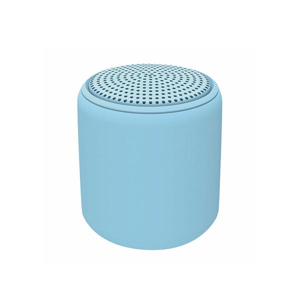 Bluetooth-колонка Fosh, голубая - фото № 1