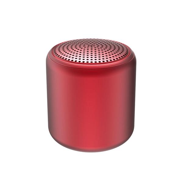 Bluetooth-колонка Fosh, красная - фото № 1