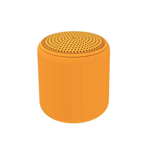 Bluetooth-колонка Fosh, оранжевая - фото № 1