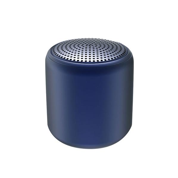 Bluetooth-колонка Fosh, темно-синяя - фото № 1