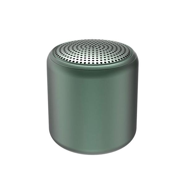 Bluetooth-колонка Fosh, зеленая - фото № 1