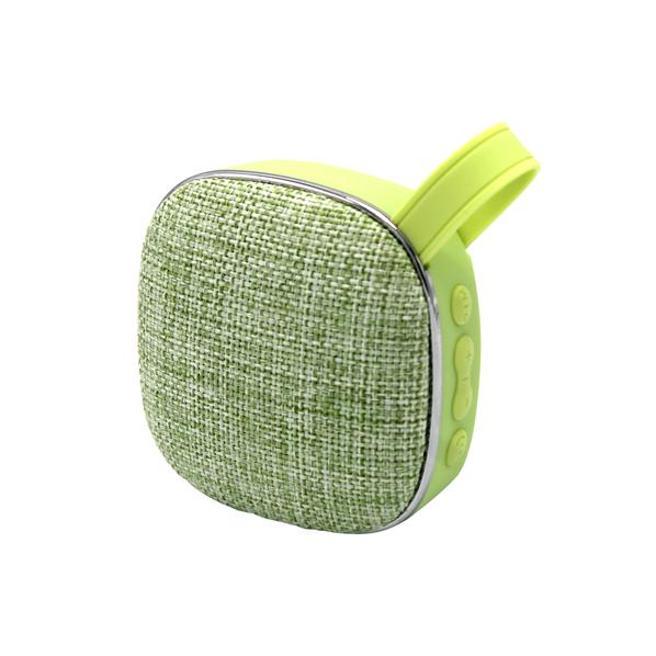 Bluetooth-колонка X25 Outdoor, зеленая - фото № 1