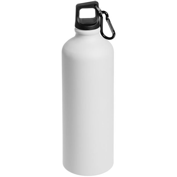 Бутылка для воды Al, 800 мл, белая - фото № 1
