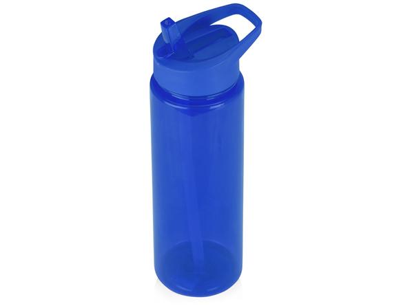 Бутылка для воды Speedy, голубая - фото № 1