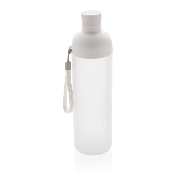 Бутылка герметичная из тритана XD Collection Impact, 600 мл, белая - фото № 1
