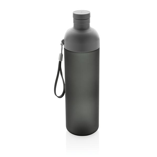 Бутылка герметичная из тритана XD Collection Impact, 600 мл, черная - фото № 1