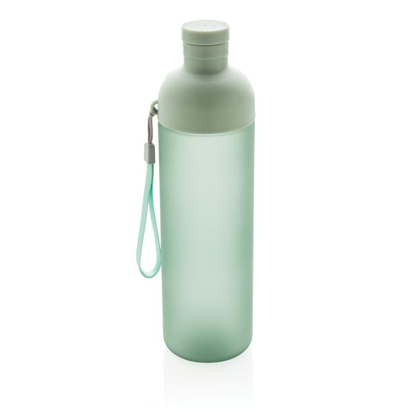 Бутылка герметичная из тритана XD Collection Impact, 600 мл, зеленая - фото № 1