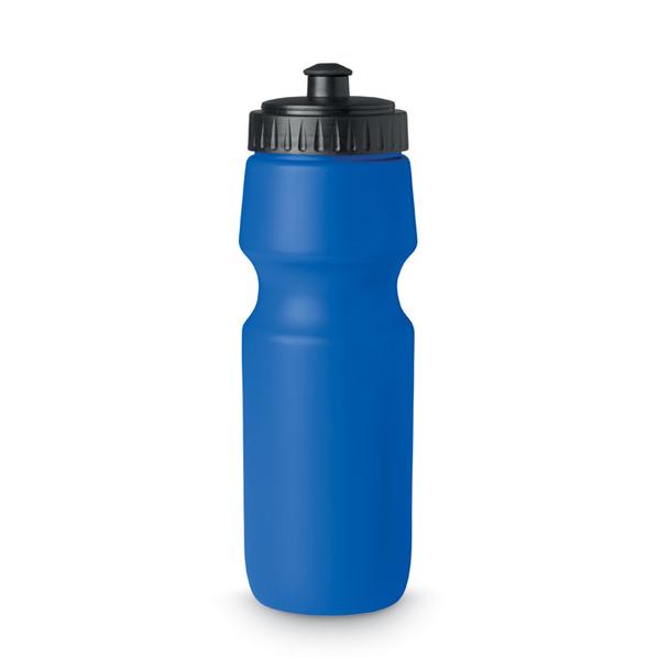 Бутылка 700 мл, синяя / черняя - фото № 1