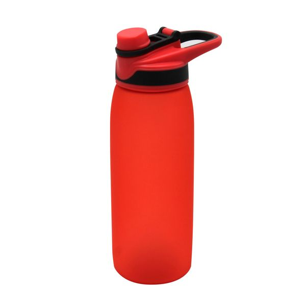 Бутылка спортивная Blizard Tritan, красная - фото № 1
