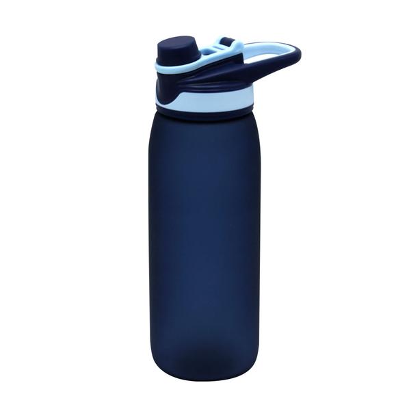 Бутылка спортивная Blizard Tritan, синяя - фото № 1