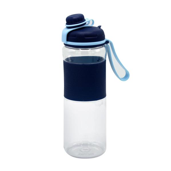 Бутылка спортивная Oriole Tritan, синяя - фото № 1