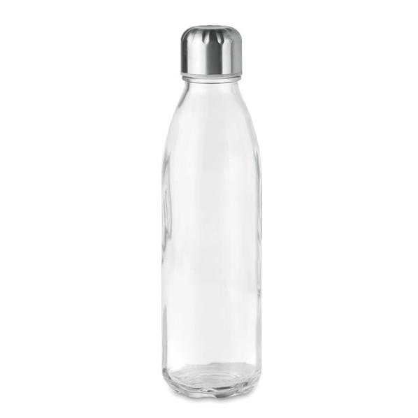 Бутылка стеклянная, прозрачная, 500 мл - фото № 1