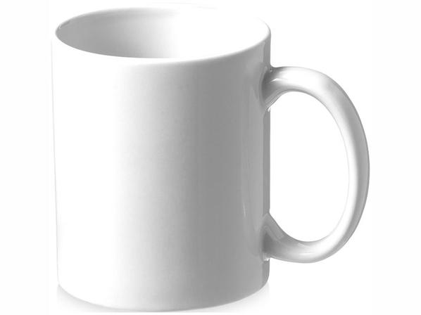 Чашка сублимационная, белый - фото № 1