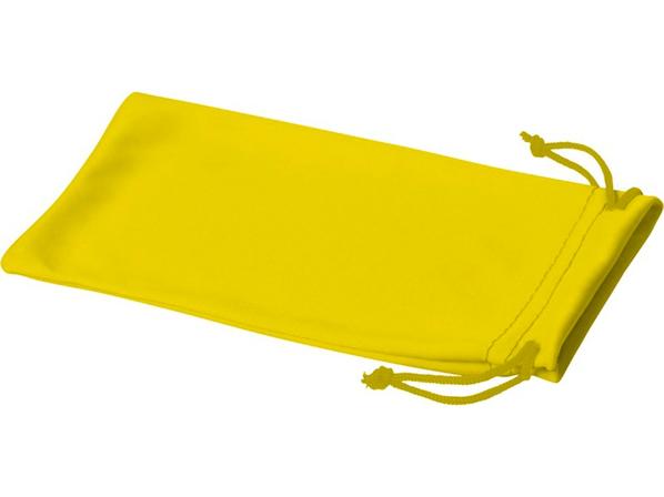 Чехол Clean для солнцезащитных очков, желтый - фото № 1