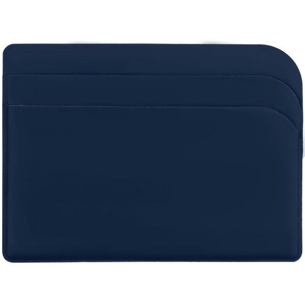 Чехол для карточек Dorset, синий - фото № 1
