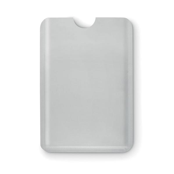 Чехол для кредитной карты, серый - фото № 1