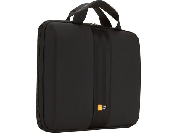 """Чехол для ноутбука 11,6"""" с ручками Case Logic, черный - фото № 1"""