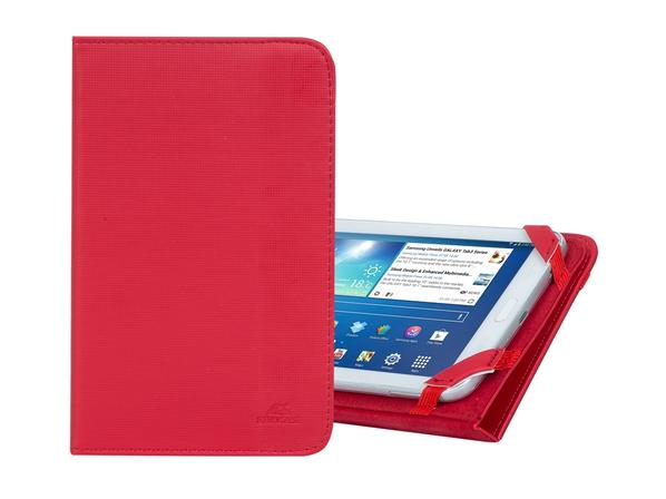 Чехол универсальный для планшета до 7'', красный - фото № 1