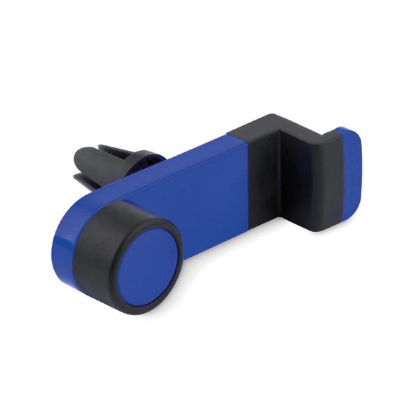 Держатель телефона в авто, синий - фото № 1