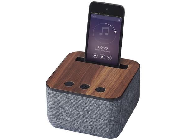 Динамик беспроводной Avenue Shae Bluetooth, серый - фото № 1