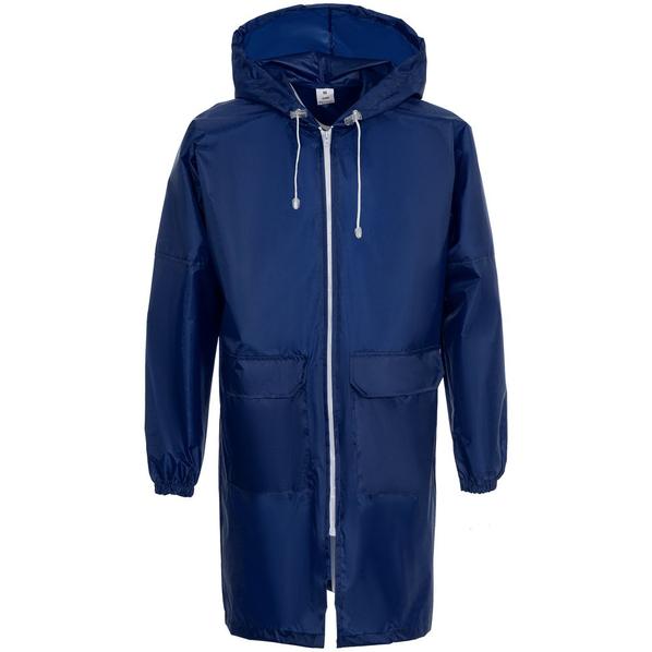 Дождевик Molti Rainman Zip Pockets, синий - фото № 1