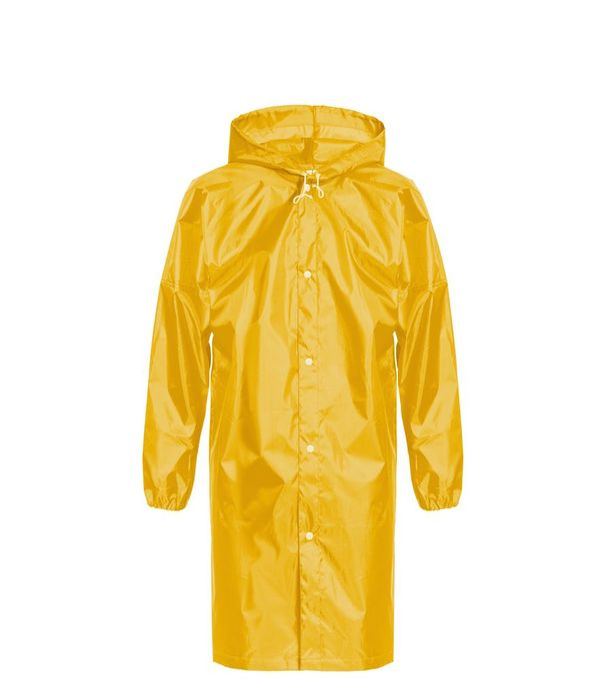 Дождевик на кнопках Unit Rainman, желтый