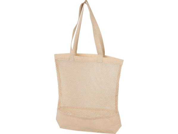Эко-сумка Maine, бежевая - фото № 1