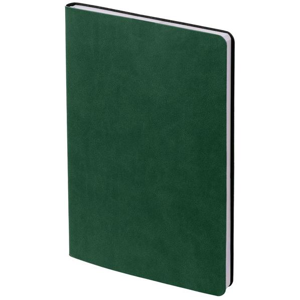 Ежедневник Flex New Brand, недатированный, зеленый - фото № 1