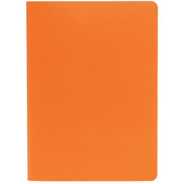 Ежедневник датированный Адъютант Flex Shall, оранжевый - фото № 1