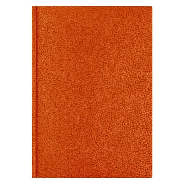 Ежедневник недатированный Avanzo Daziaro Dallas А5, апельсин - фото № 1