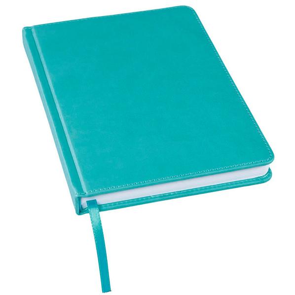 Ежедневник недатированный Happy Book Bliss А5, бирюзовый - фото № 1