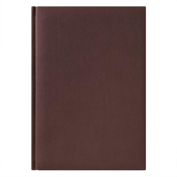 Ежедневник недатированный Portobello City Canyon А5, коричневый - фото № 1