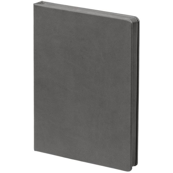 Ежедневник недатированный Inspire Cortado А5, темно-серый - фото № 1