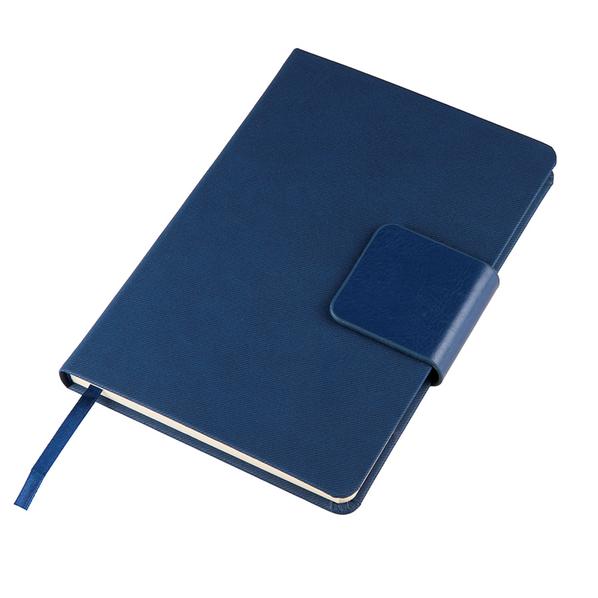 Ежедневник недатированный Enote Stevie А5, синий - фото № 1