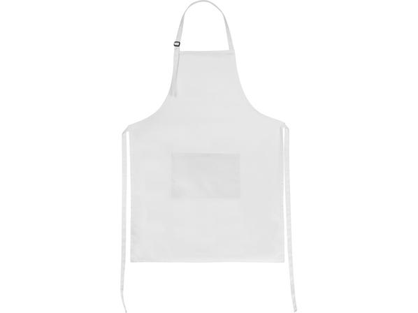 Фартук Brand Chef, белый - фото № 1
