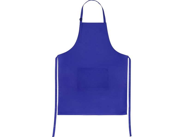 Фартук Brand Chef, синий - фото № 1